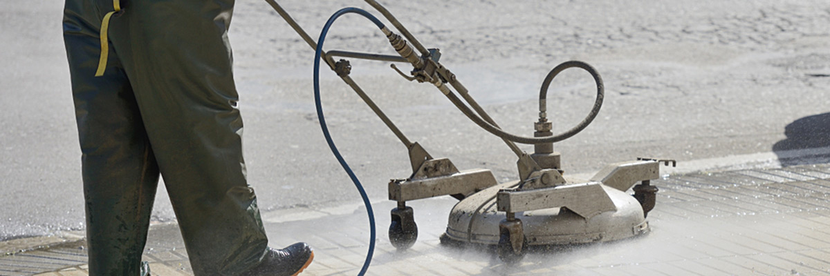 Power Washing Services Nozzle Time